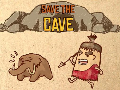 1_save_the_cave_tower_defense