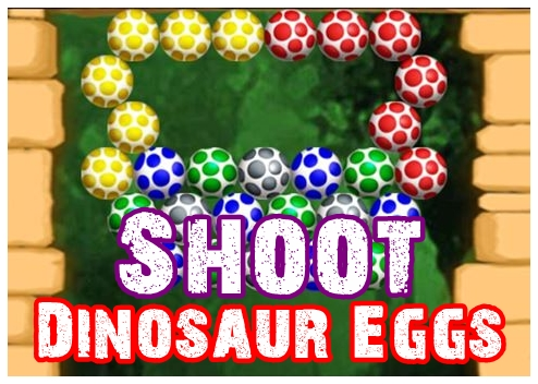 Shoot-Dinosaur-Eggs