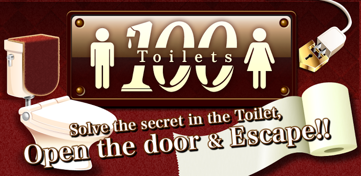 обзор игры 100 Toilets 2:room escape game