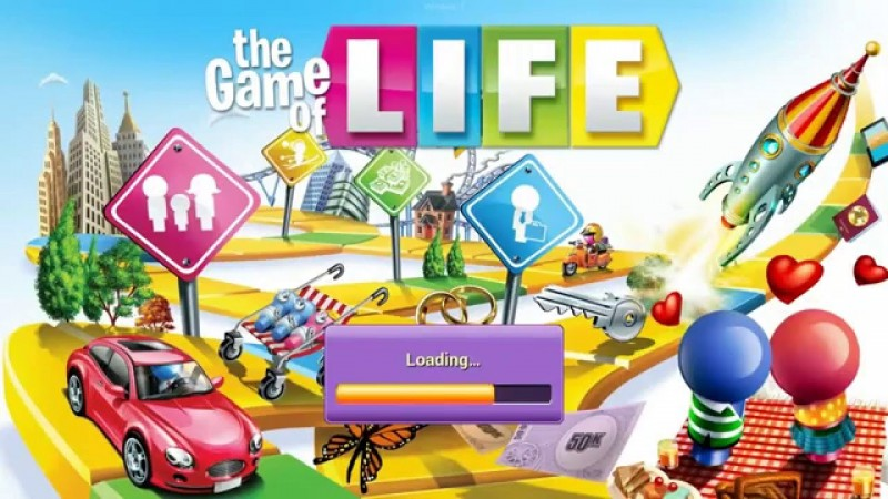 обзор THE GAME OF LIFE: 2016 Edition